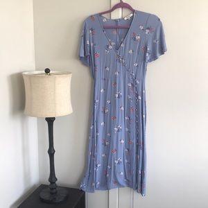 NWOT wrap dress
